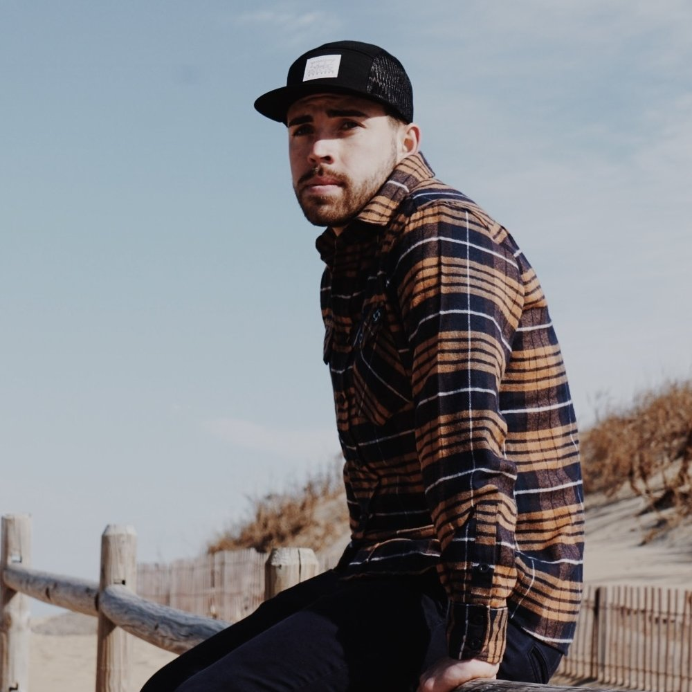 Riley L/S Flannel