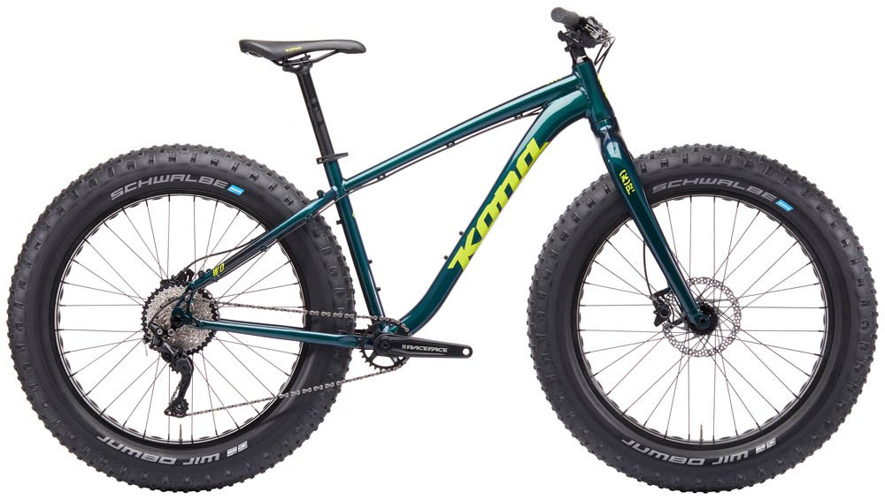 Kona Fat Tire Wo
