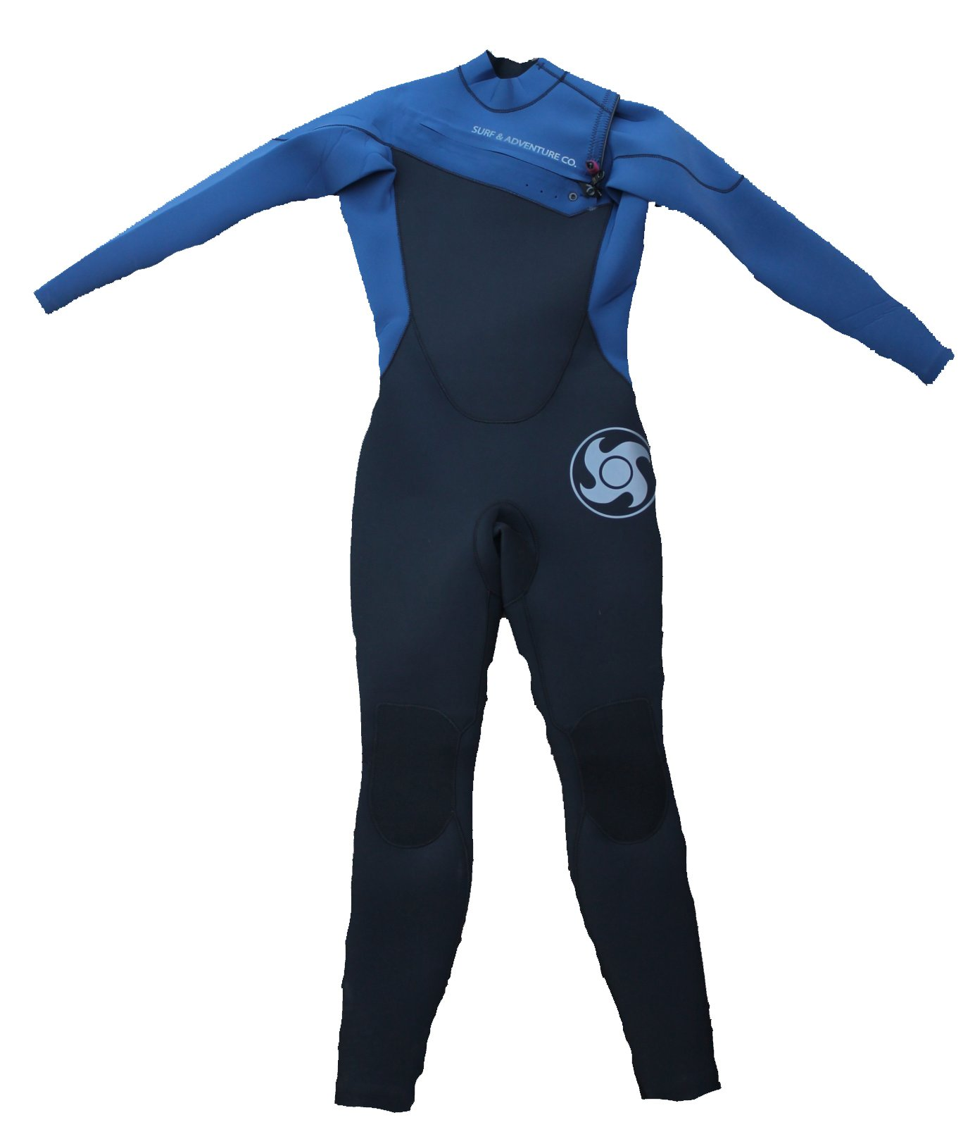 Junior 3/2 Chest Zip Wetsuit