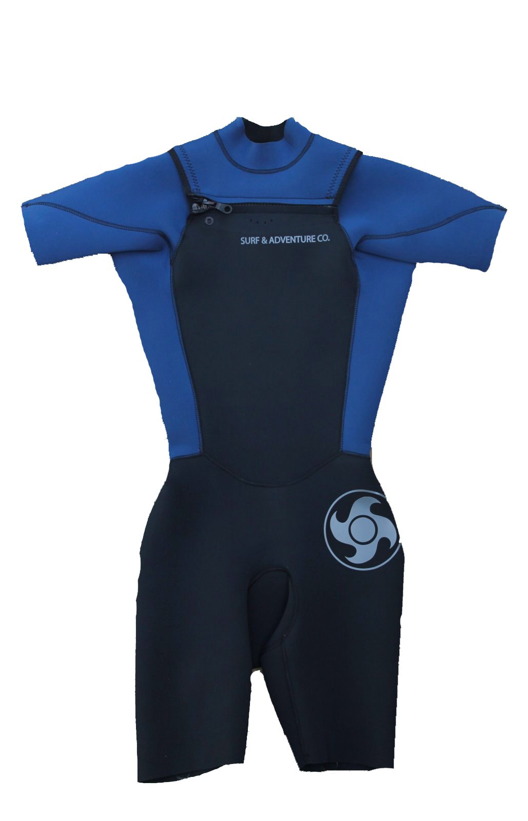 Junior 2/2 Chest Zip Spring Suit