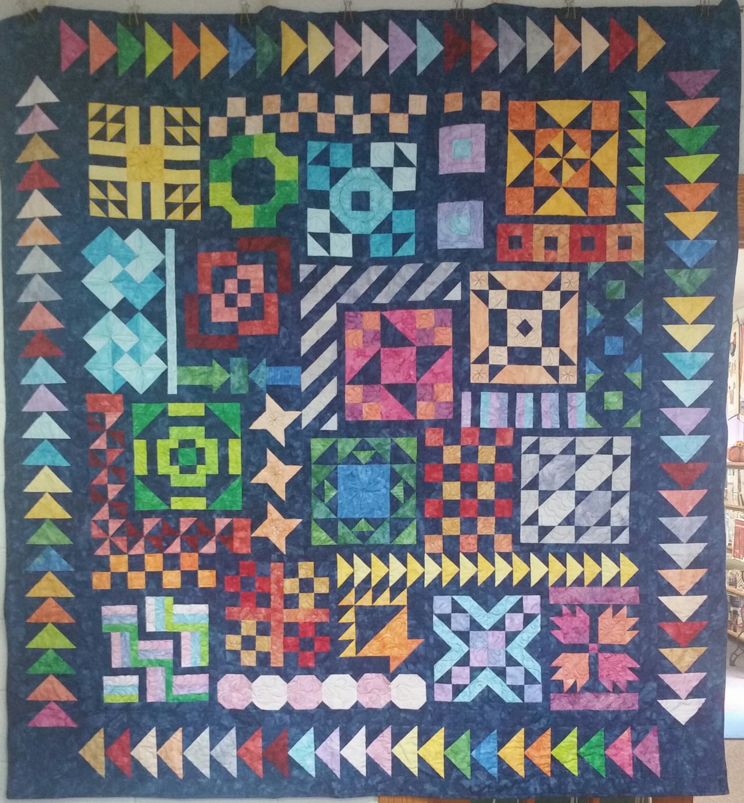 Batik Quilt Patterns For Beginners