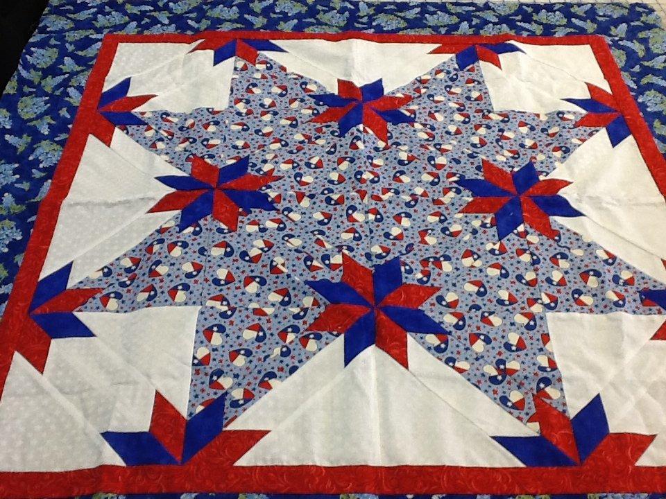 Hunter's Star Quilt : hunter star quilt pattern - Adamdwight.com