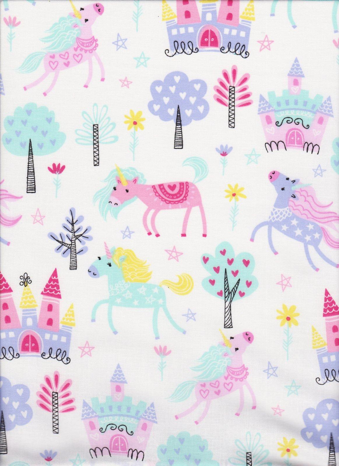 Unicorns and Castles 49703 Multi