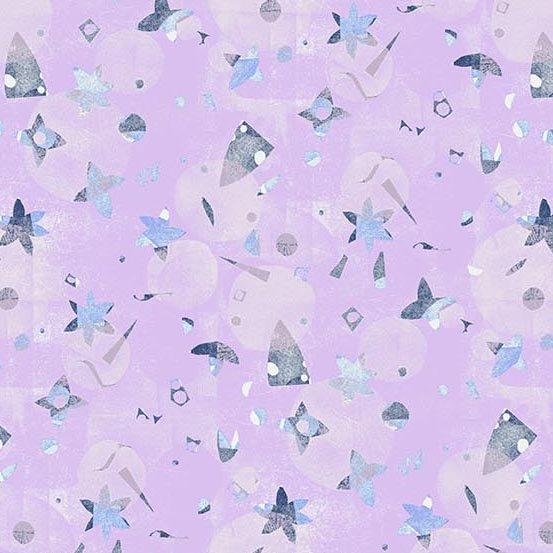 Printmaking Victoria in Purple