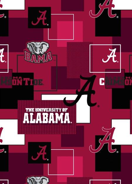 Alabama Crimson Tide Blocks