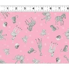 Baby Safari Y2605-73 Dark Pink