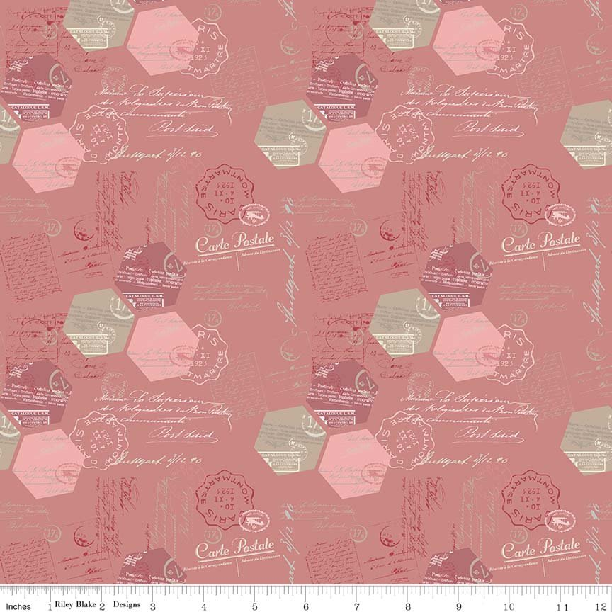 Beaujolais Script Pink
