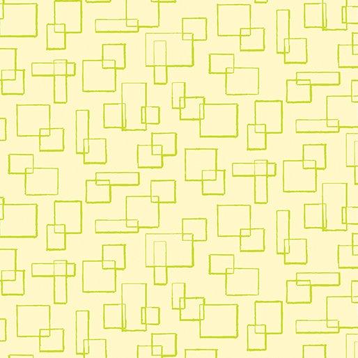Modern Marks Boxes Light Lime