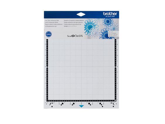 Brother 12x12 Low Tack Mat for DX Models