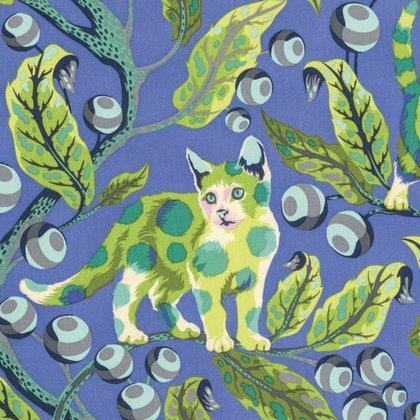 Tabby Road Disco Kitty Blue Bird