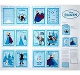 Frozen Annas Friends Book Panel by Springs Creative