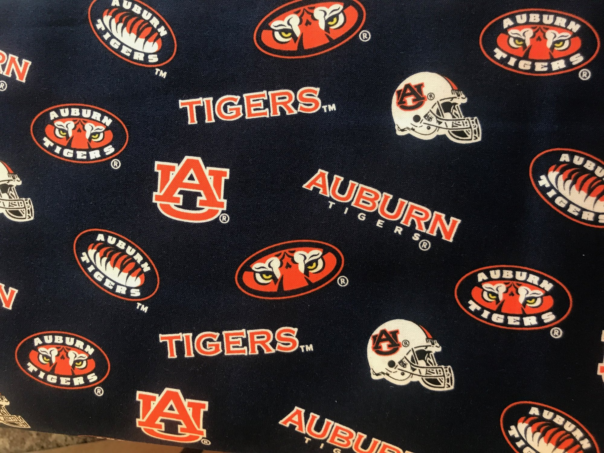 College Print University of Auburn