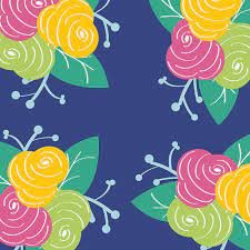 Gleeful Preppy Fleurs