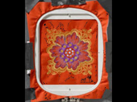 Brother SA446 Embroidery Hoop, 8x8