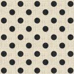 Textured Dots Cream DT 3397 3C 4