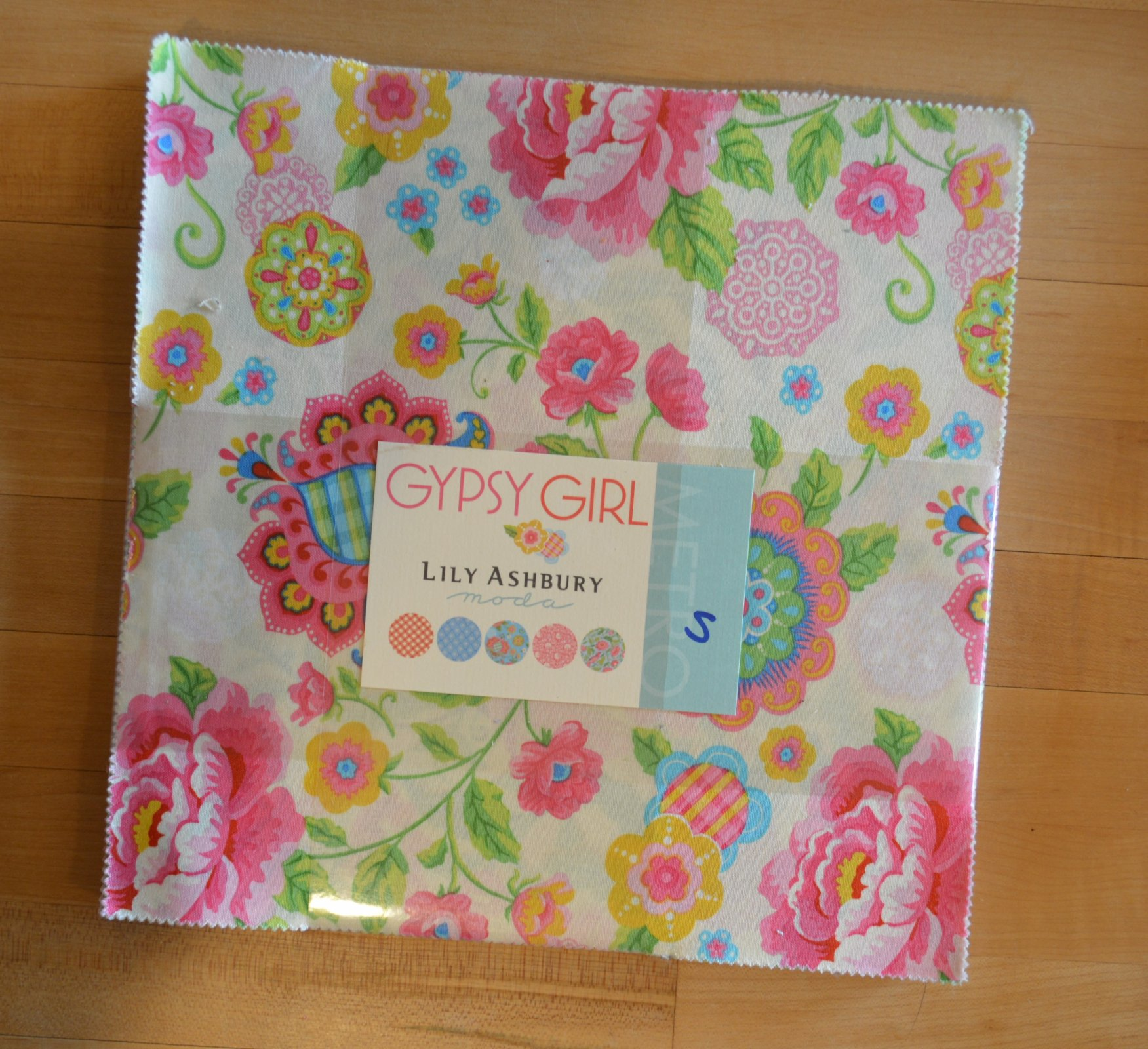 Gypsy Girl Layer Cake