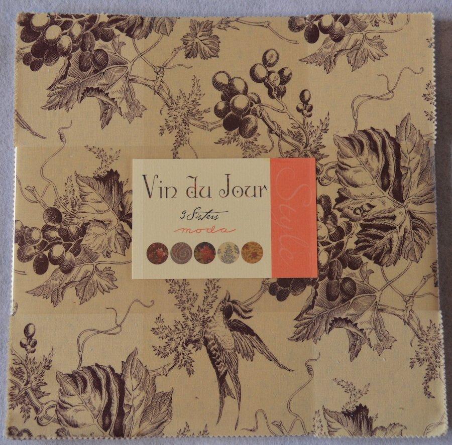 Vin Du Jour Layer Cake
