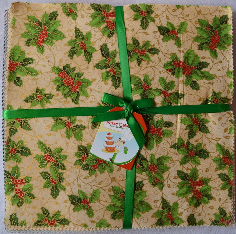 Holiday Accents Bakers Squares