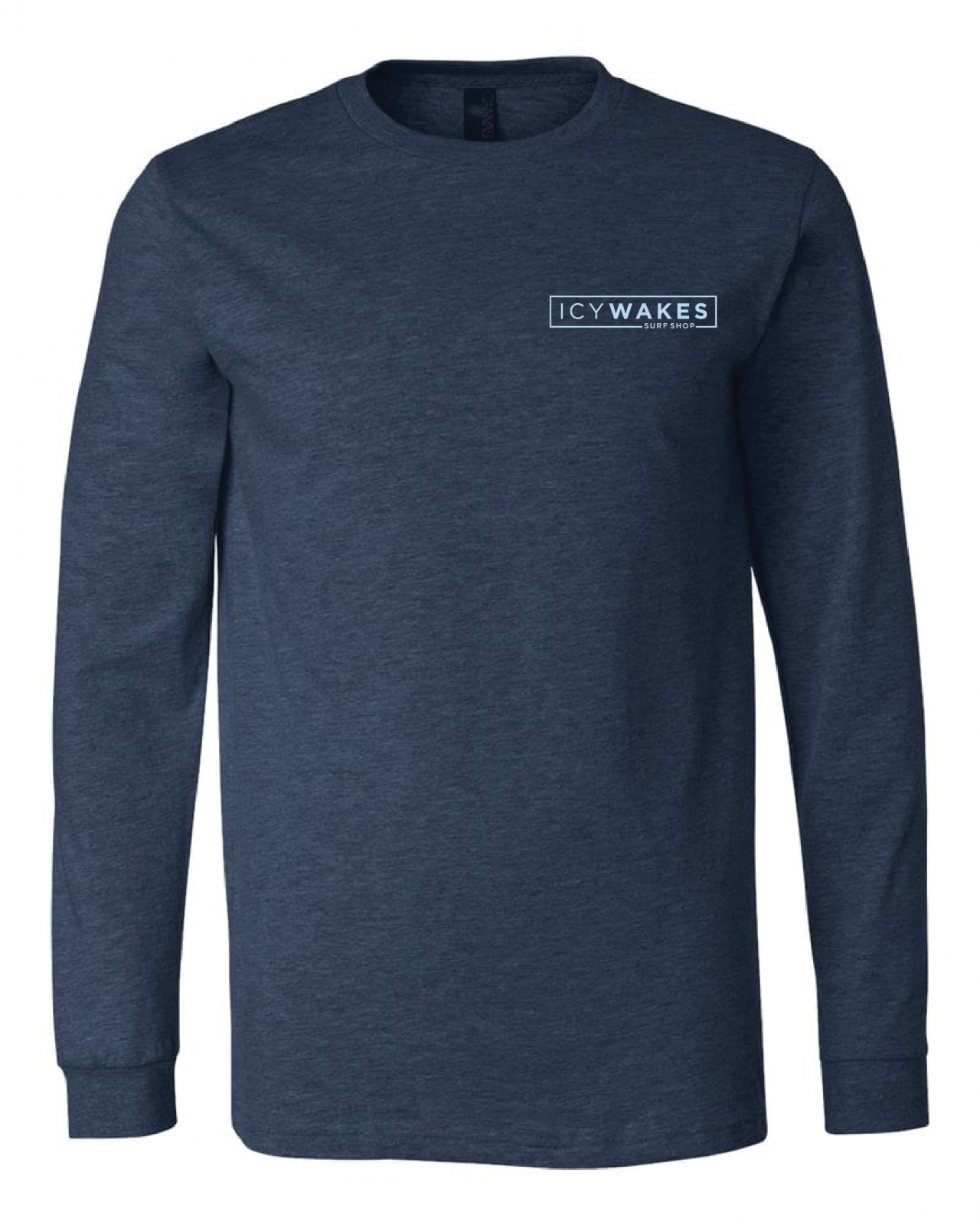 ICYWAKES LONG SLEEVE SHOP TEE