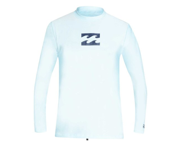 BILLABONG ALL DAY WAVE LF LS RASHGUARD