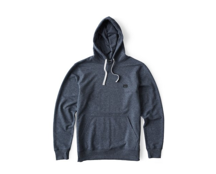 BILLABONG ALL DAY PULLOVER HOODIE NAVY