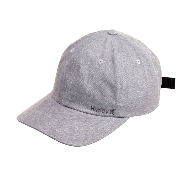 HURLEY ANDY HAT GRY