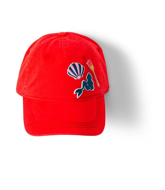 ROXY ARIEL DEAR BELIEVER BASEBALL HAT
