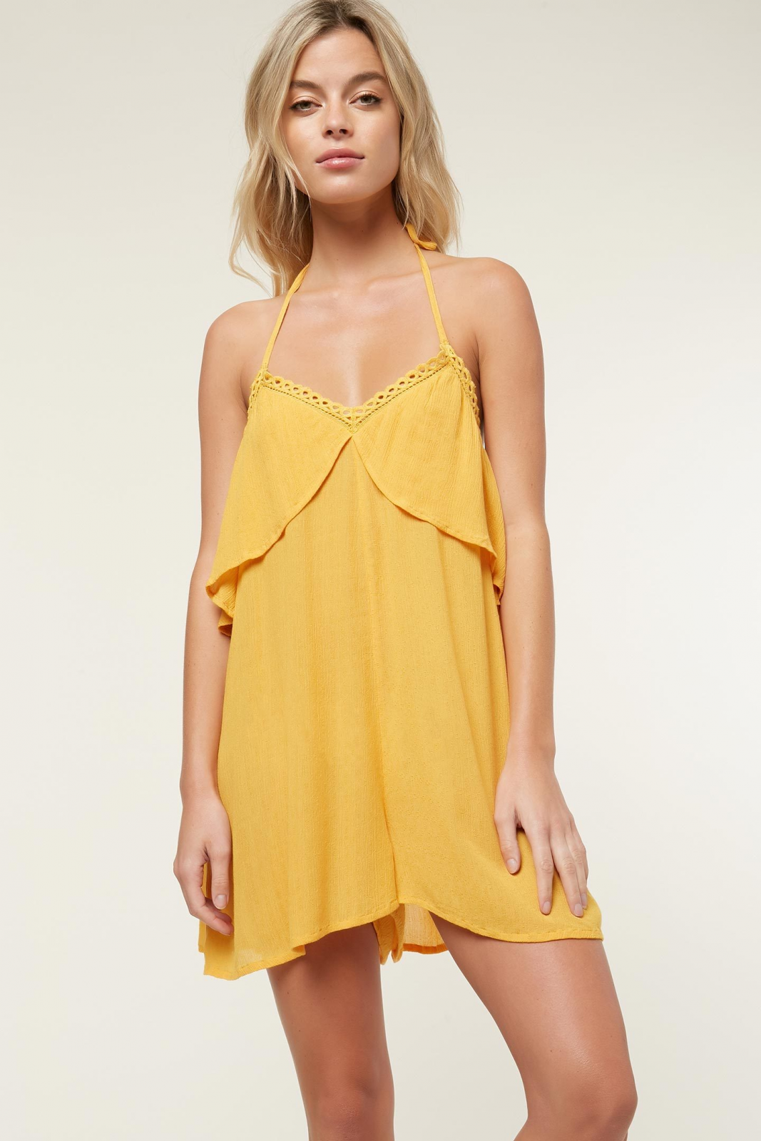 ONEILL BANKS ROMPER COVER-UP