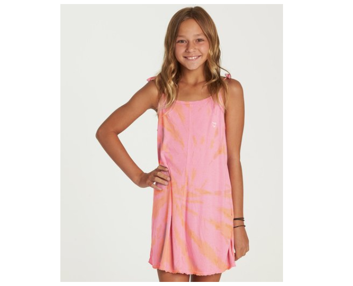 BILLABONG GIRLS BEACHY BABE DRESS