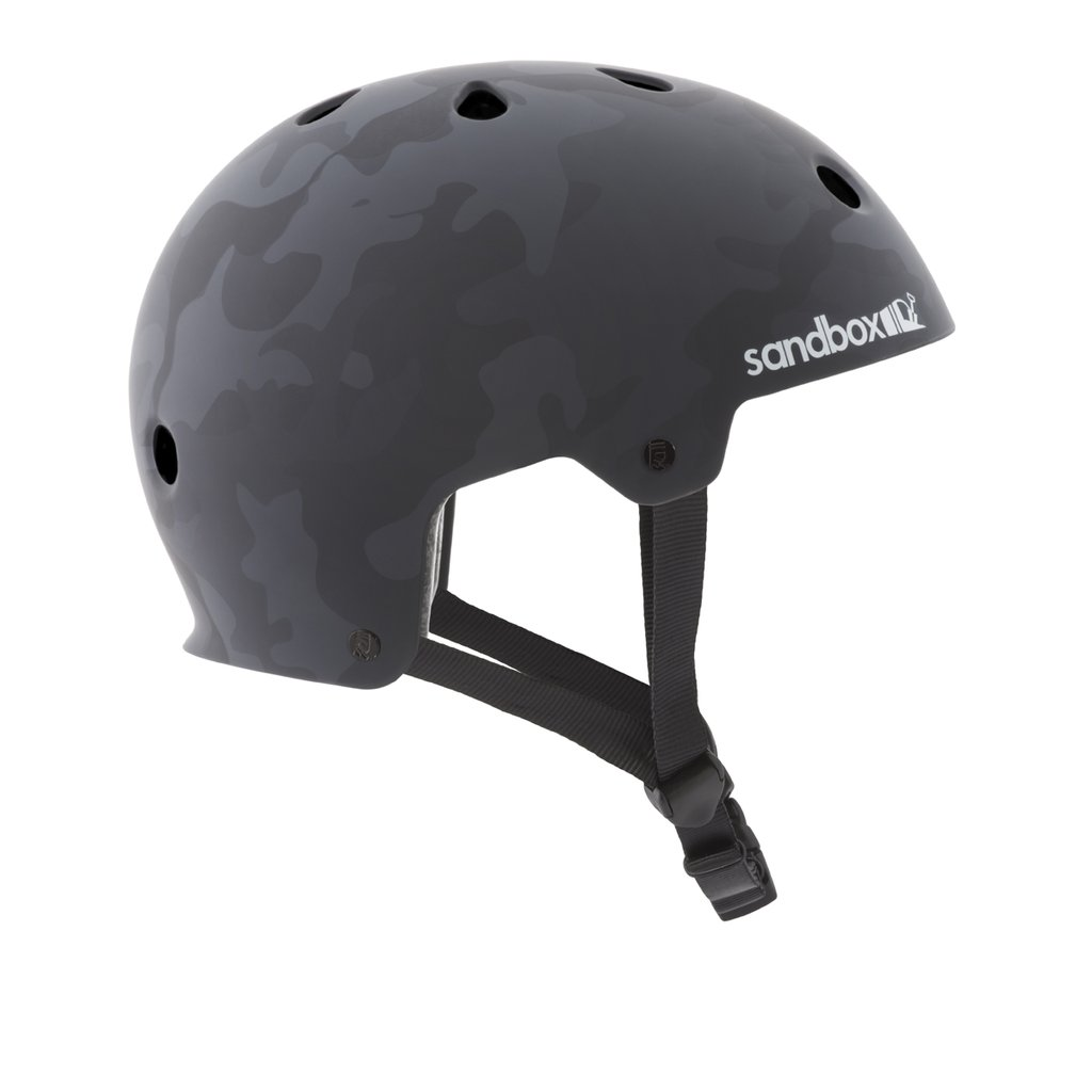 SANDBOX BLACK CAMO LEGEND LOW RIDER HELMET