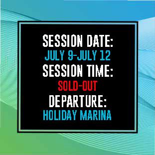 2019 WAKEBOARD CAMP - JULY 9 - JULY 12