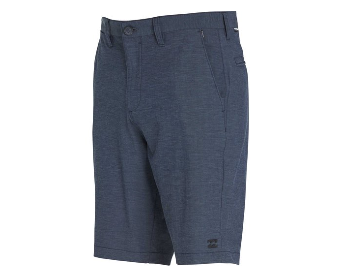 BILLABONG CROSSFIRE X HYBRID SHORT NVY