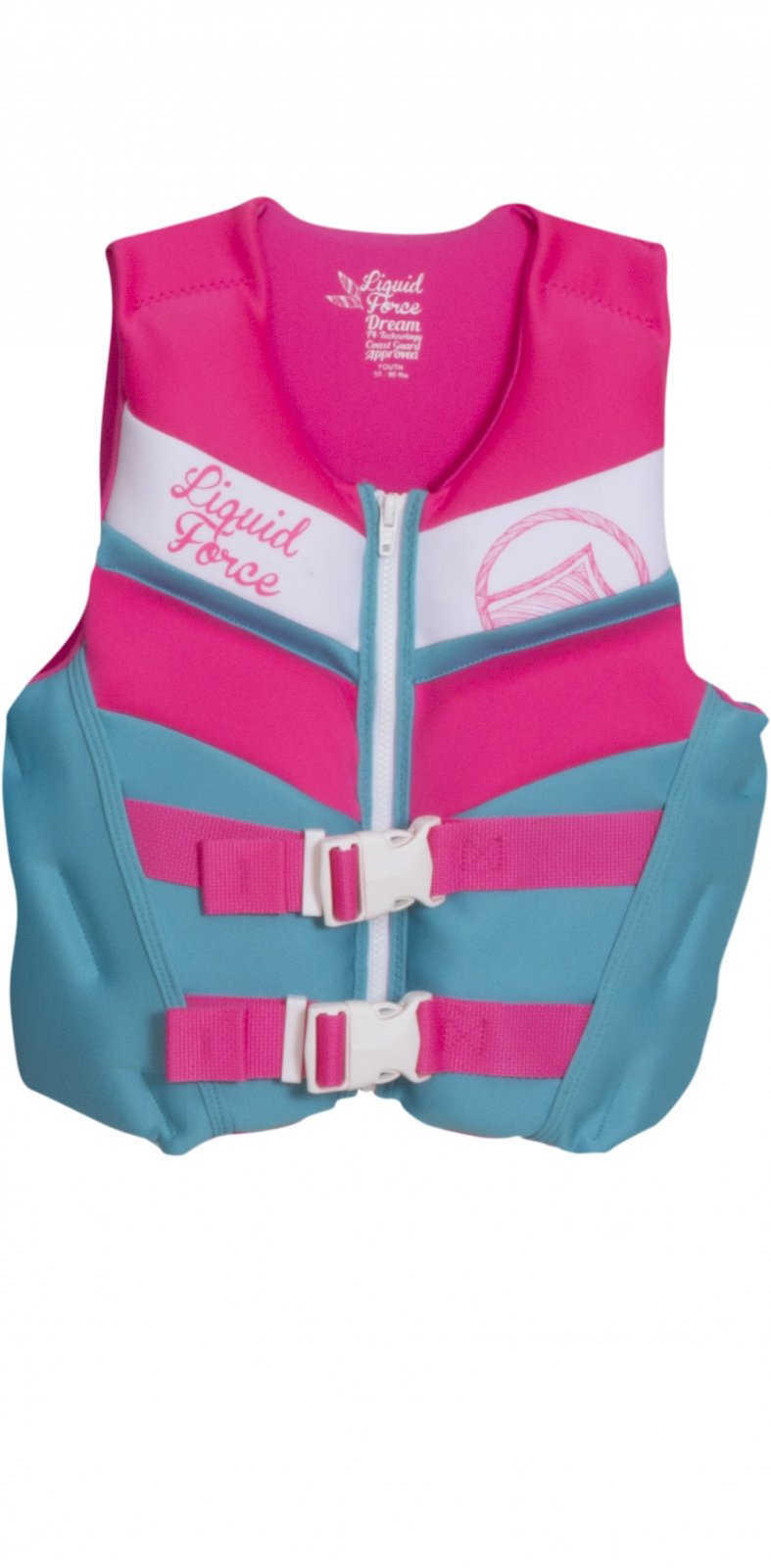 LF DREAM YOUTH VEST USCGA