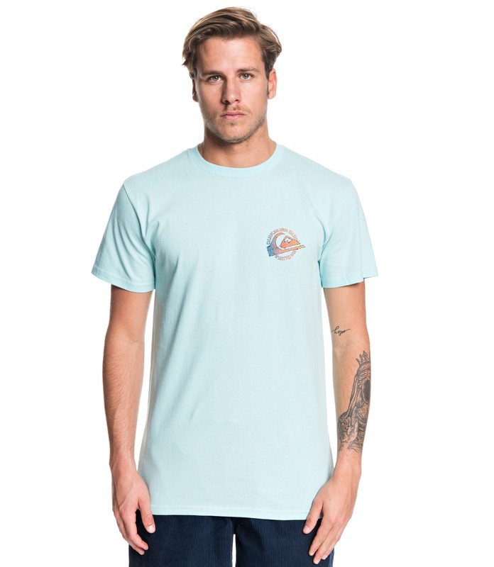 QUIKSILVER FADED SEAS TEE