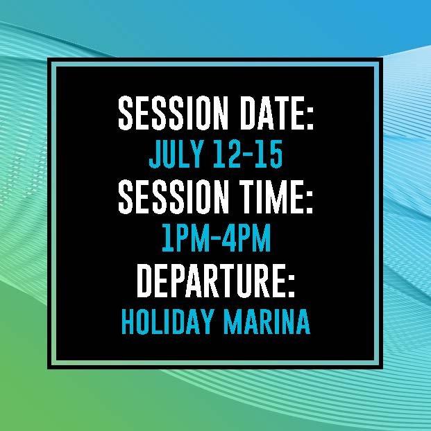 2021 WAKEBOARD & WAKESURF CAMP MON, JULY 12 - THURS, JULY 15