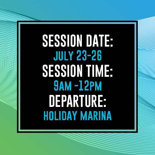 2019 WAKEBOARD CAMP - JULY 23 - JULY 26