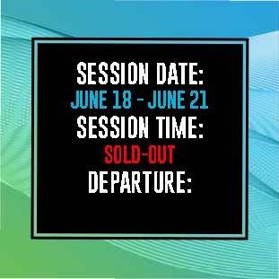 2019 WAKEBOARD CAMP - JUNE 18  - JUNE 21