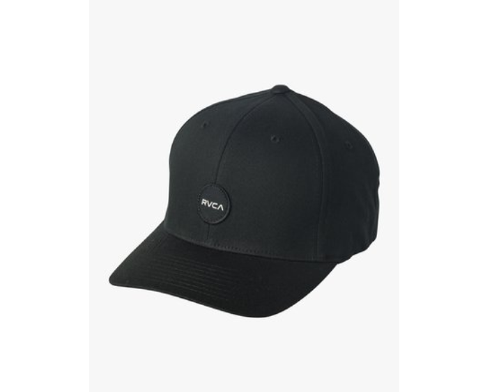 RVCA MINI MOTORS FLEX FIT HAT