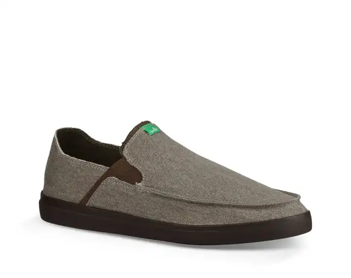SANUK PICK POCKET SLIP-ON SNEAKER