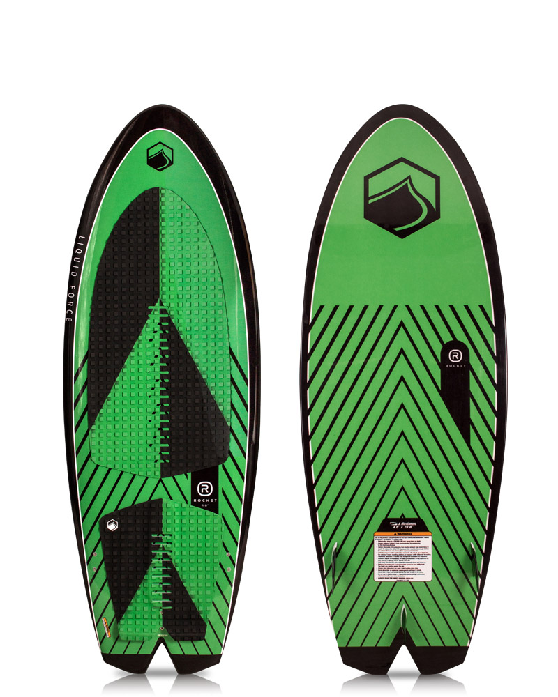 LF ROCKET WAKESURF BOARD 19