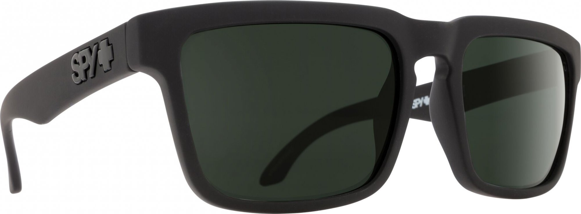 SPY HELM SOFT MATTE BLK POLAR
