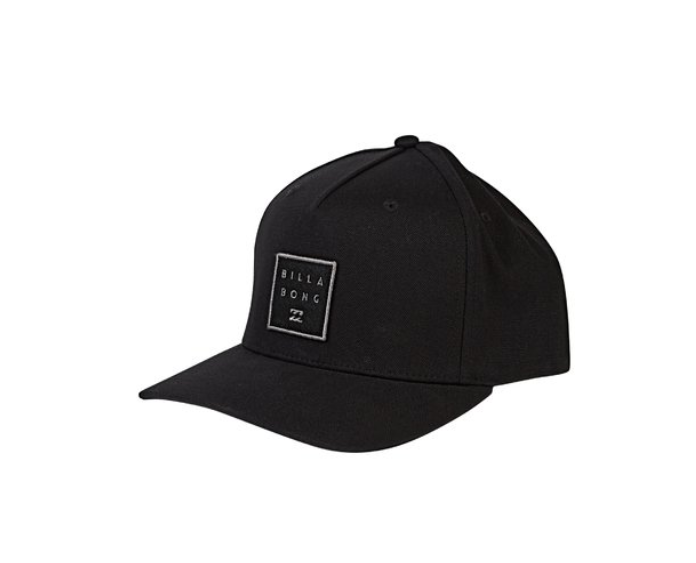 BILLABONG STACKED SNAPBACK BLACK