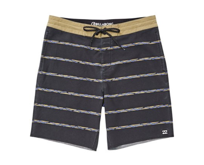 BILLABONG SUNDAYS STRIPE LT BOARDSHORT 18