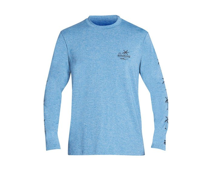 BILLABONG SURF CLUB LF LS RASHGUARD