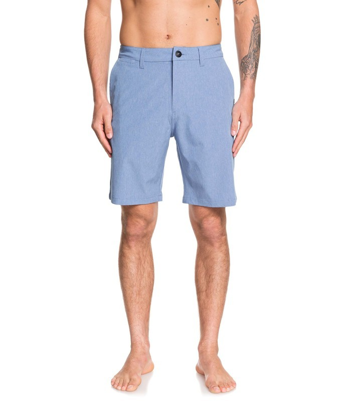 QUIKSILVER UNION HEATHER 20 AMPHIBIAN SHORT