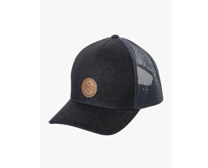 RVCA VOLUME TRUCKER HAT IND