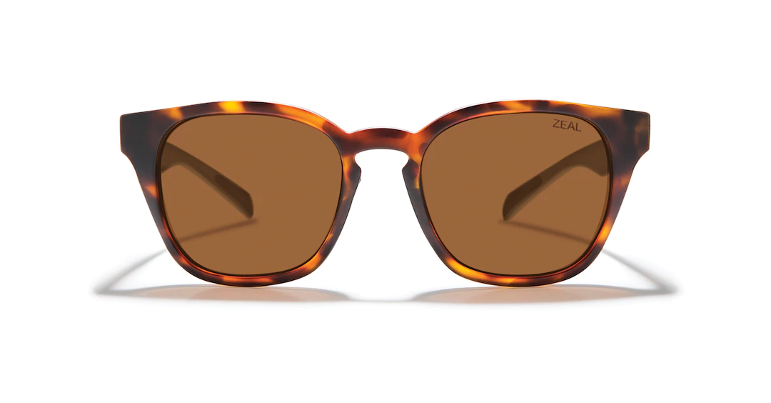 ZEAL WINDSOR MATTE TORTOISE