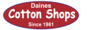 Daines Cotton Shops