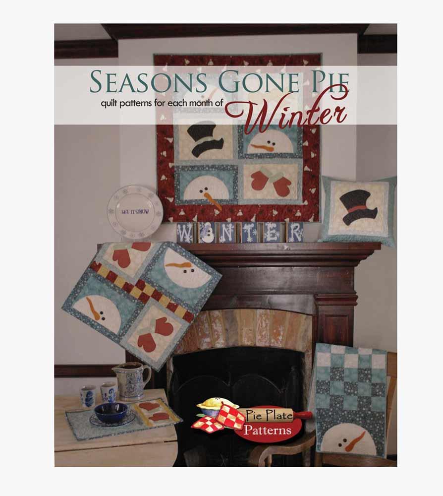 Seasons Gone Pie Winter