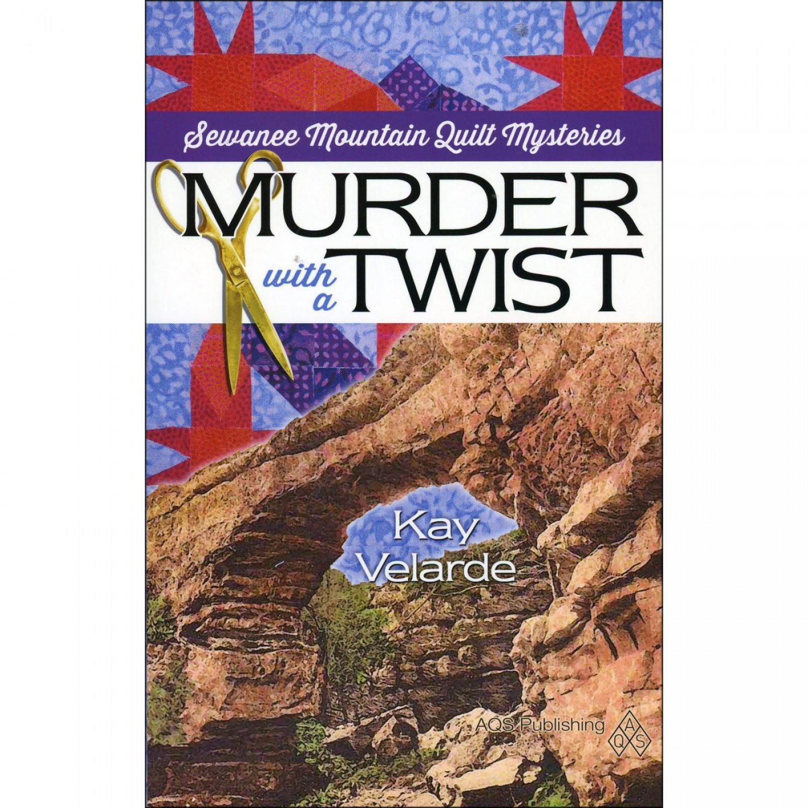 Murder with a Twist Book